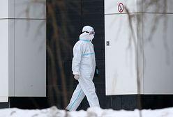 Koronawirus w Rosji. Padł dobowy rekord
