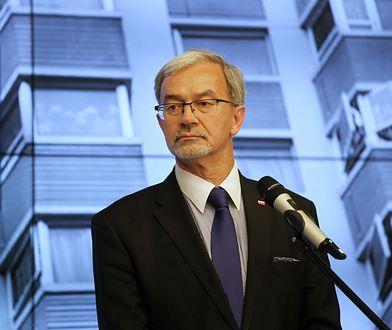 Jerzy Kwieciński ma szansę objąć tekę ministra finansów