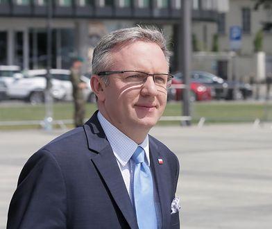 Krzysztof Szczerski został rekomendowany na unijnego komisarza przez Mateusza Morawieckiego