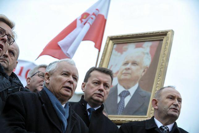 Nowe szczegóły nt. pomnika Lecha Kaczyńskiego. Skala imponuje