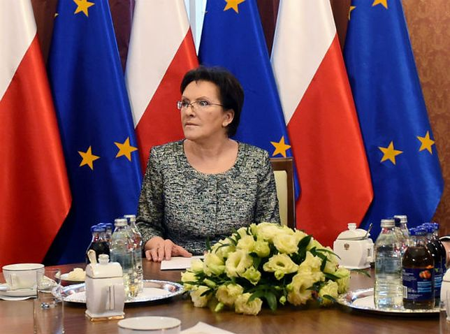 Ewa Kopacz: chętnie wezmę udział w procesie, jaki wytoczy Andrzej Duda