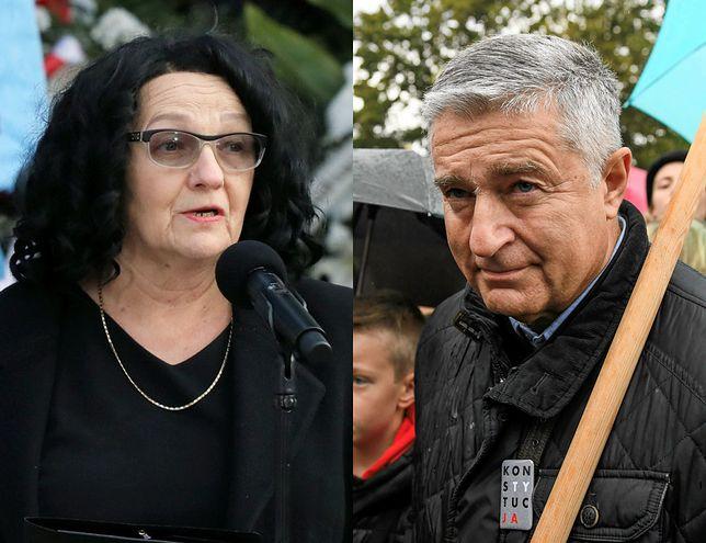 Anna Morawiecka nie odpuszcza. Wbija kolejne szpile Władysławowi Frasyniukowi