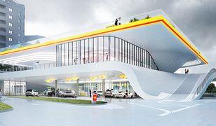 Stacja paliw z przyszłości stanie w Warszawie?