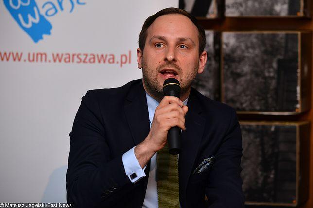 Jarosław Trubuś nie jest już wicedyrektorem Muzeum Warszawy