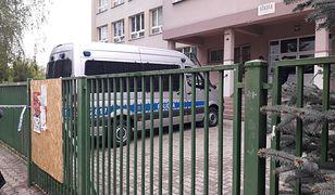 Warszawa Wawer. Tragedia rozegrała się na korytarzu szkoły podstawowej nr 195