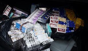 Walka z handlem nielegalnym tytoniem