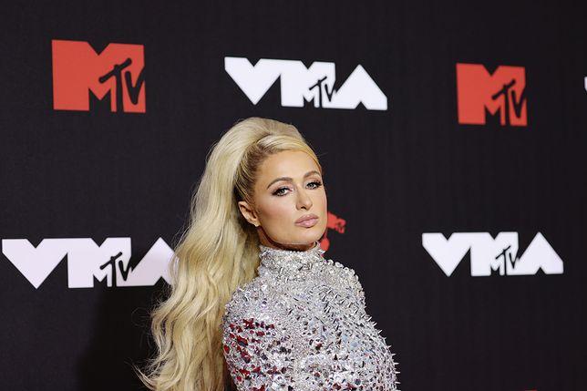 Paris Hilton na gali MTV Video Music Awards 2021