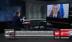 Rada Wolności Słowa. S. Kaleta: osoby w tym gremium nie powinny być politykami