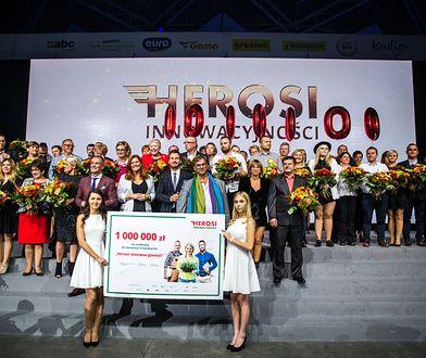 Jury wybrało aż 54 projekty, które uhonorowało łączną kwotą o wartości miliona złotych.