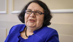 Anna Sobecka, posłanka PiS