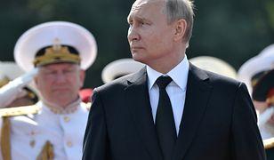 Władimir Putin.