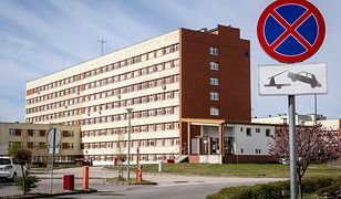 Koronawirus w Polsce. Pacjent z COVID-19 uciekł ze szpitala jednoimiennego, zakaźnego w Grudziądzu
