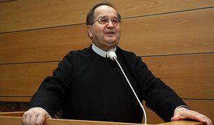 O. Tadeusz Rydzyk mieszka w klasztorze przy parafii św. Józefa w Toruniu