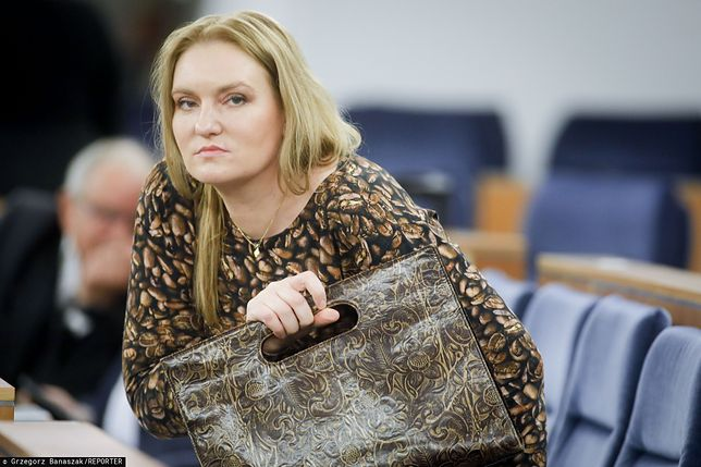 Senator Margareta Budner przyznała, że jest posłem zawodowym