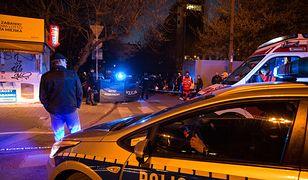 Śmierć od noża w Warszawie. Ofiara też po ataku na plebanii