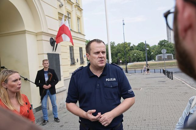 Dawid Żukowski odnaleziony. Rzecznik KSP Mariusz Mrozek informuje.