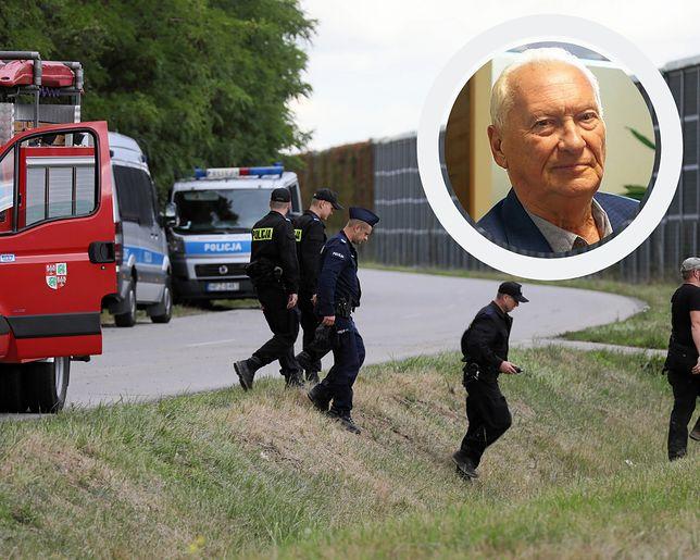 Dawid Żukowski. Policja prawdopodobnie znalazła ciało dziecka
