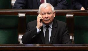 W sondażu pytano, czy nagrania zmuszą Jarosława Kaczyńskiego do wycofania się z polityki