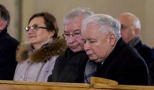 """""""Jarosław Kaczyński jest wciąż zdruzgotany śmiercią brata"""" - twierdzi Staniszkis"""