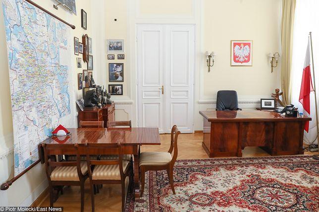 Gabinet prezydenta Warszawy