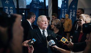 """Lech Wałęsa zabrał głos w rozmowie z """"Gazetą Wyborczą"""""""