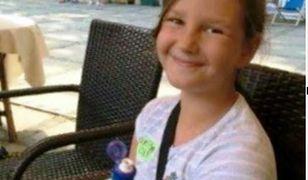 Dziewczynka uciekła od psychologa