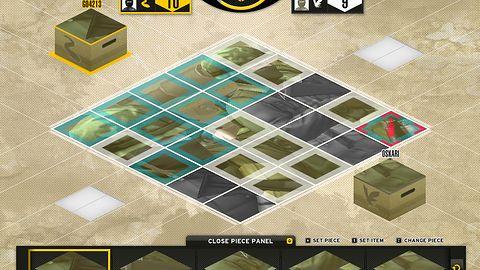 Piece Walker: Metal Gear Planszówka
