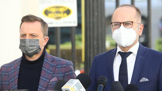 Opozycja reaguje ws. dr Pawła Grzesiowskiego. Posłowie KO złożą wniosek do premiera i ministra zdrowia