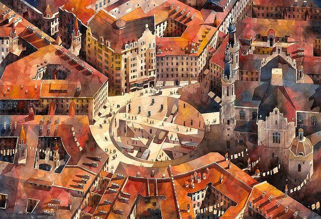 Za darmo: Wystawa prac Tytusa Brzozowskiego
