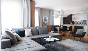 Mieszkanie w stylu skandynawskim: spokój i harmonia