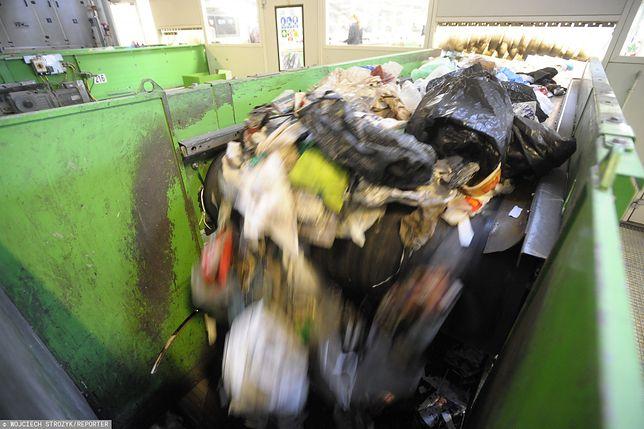 Zwłoki noworodka znaleziono w sortowni śmieci w Płońsku 16 grudnia (zdjęcie ilustracyjne)