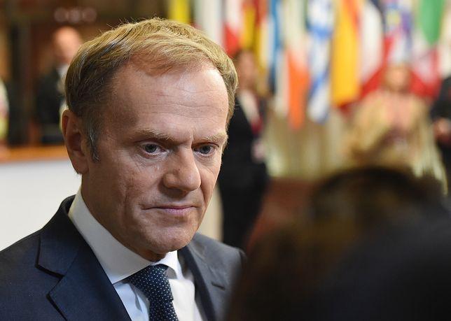 Donald Tusk, zgodnie z przepisami, nie musi rezygnować z funkcji szefa RE, by wystartować w wyborach do europarlamentu