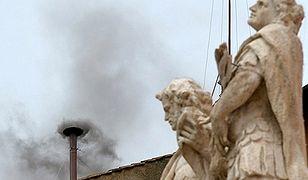 Znów czarny dym nad Kaplicą Sykstyńską
