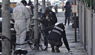 Przed księgarnią we Florencji wybuchła bomba domowej roboty