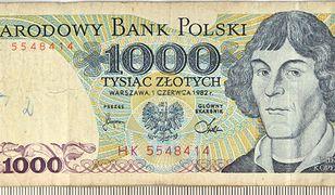 Smutna historia turysty z Ukrainy. Wziął do Polski stare pieniądze