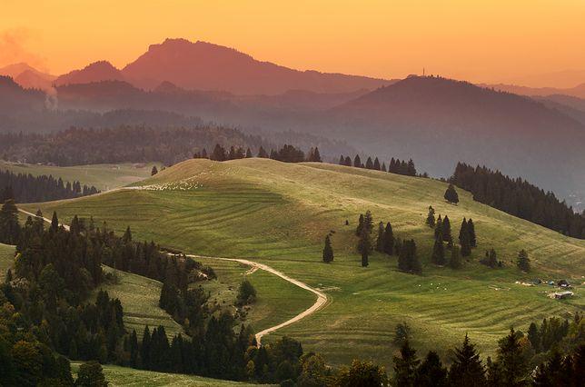 Największe atrakcje Pienin - Pieniński Park Narodowy