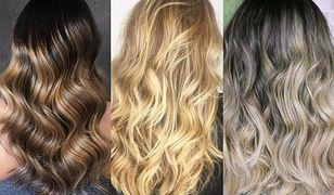 Najmodniejsze odcienie koloru blond