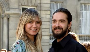 Heidi Klum wyszła za mąż za Toma Kaulitza