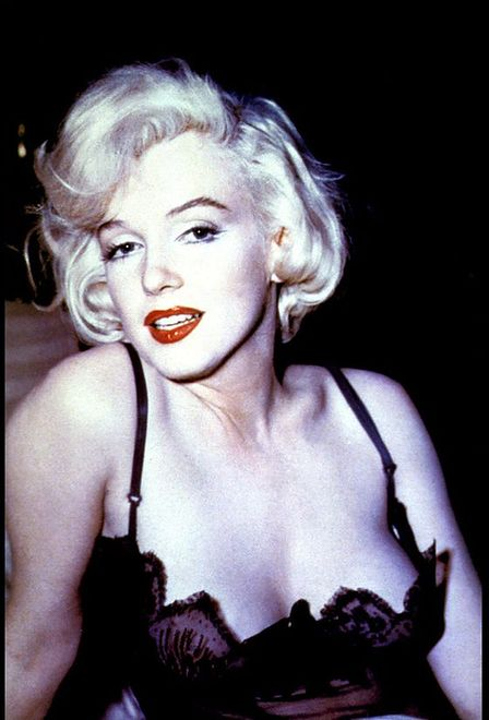 Sekret Marilyn Monroe