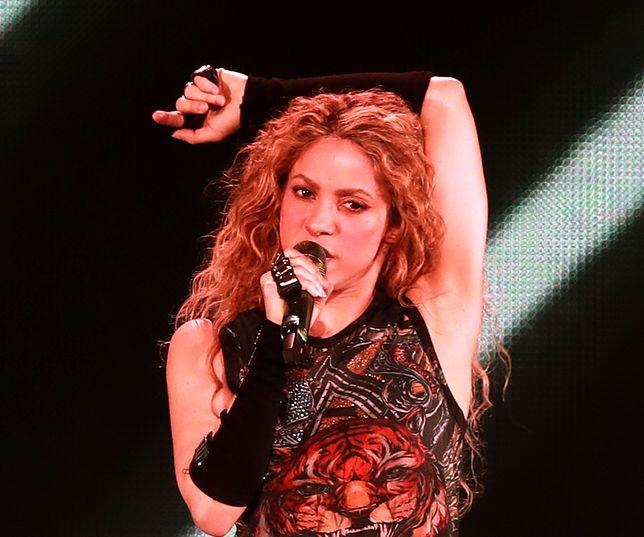 42-letnia Shakira zachwyca swoją figurą