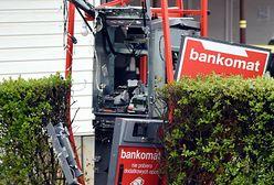 Jak wysadzić bankomat w powietrze zabierając 87 tys. zł. Kompletną instrukcję zamieścił sąd
