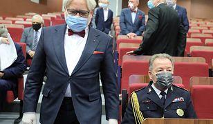 Poseł twierdzi, że nie było go w Sejmie. Zdjęcia mówią co innego