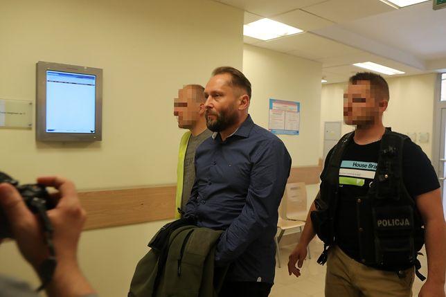 Kamil Durczok składa obszerne wyjaśnienia. Jest oświadczenie jego adwokatów