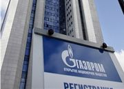 Gazprom wykorzystuje RUE do wywarcia presji na Polskę