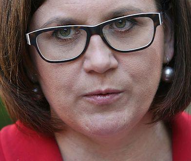 Sadurska jako wiceprezes PZU zrezygnowała z pensji. Teraz dostanie wyrównanie