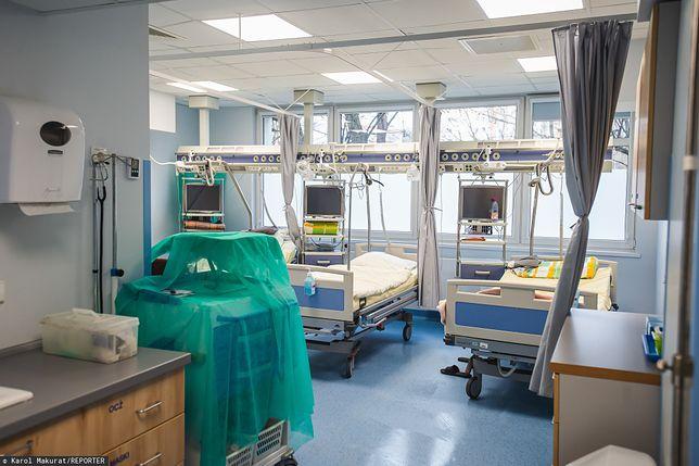 Koronawirus w Polsce. Problemy w szpitalach
