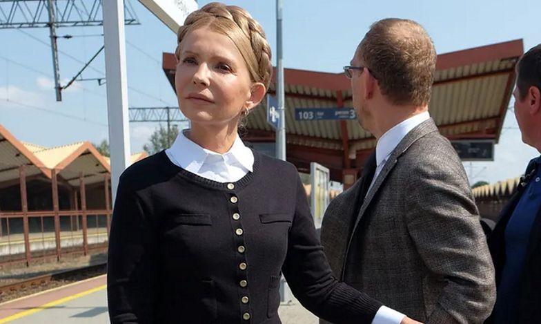Była premier Ukrainy jest w ciężkim stanie. Julia Tymoszenko zakażona koronawirusem