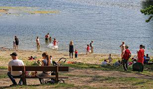 Na niestrzeżonym kąpielisku w gminie Ozimek zginęła 39-latka. Zdjęcie ma charakter ilustracyjny