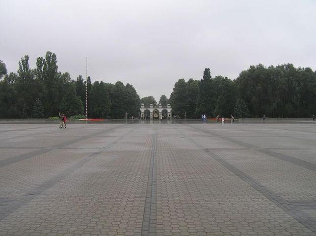 Od poniedziałku remont placu Piłsudskiego!