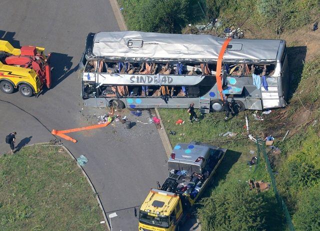 Strażak: nigdy nie widziałem tak tragicznego wypadku